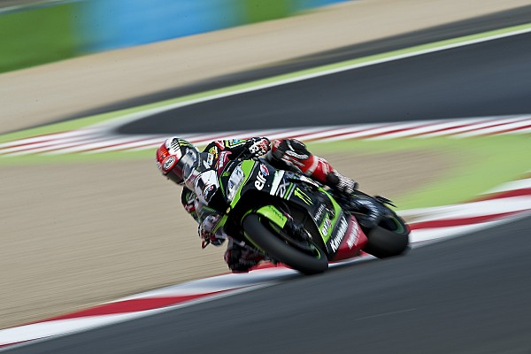 Superbike-WM Magny-Cours: Jonathan Rea auf der Pole-Position
