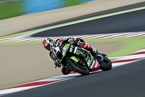 Superbike-WM Qualifyingbericht Superbike-WM Magny-Cours: Jonathan Rea auf der Pole-Position