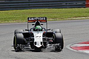 Formule 1 Réactions Hülkenberg espère rester au contact du top 6