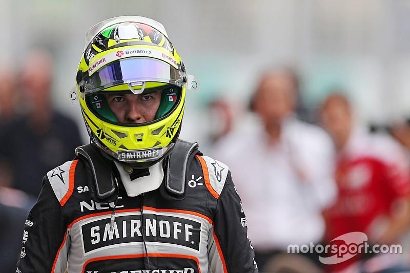 Sergio Perez und Force India: Knackpunkt Finanzen?