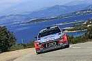 Corsica WRC: Neuville kruipt dichter bij leider Ogier