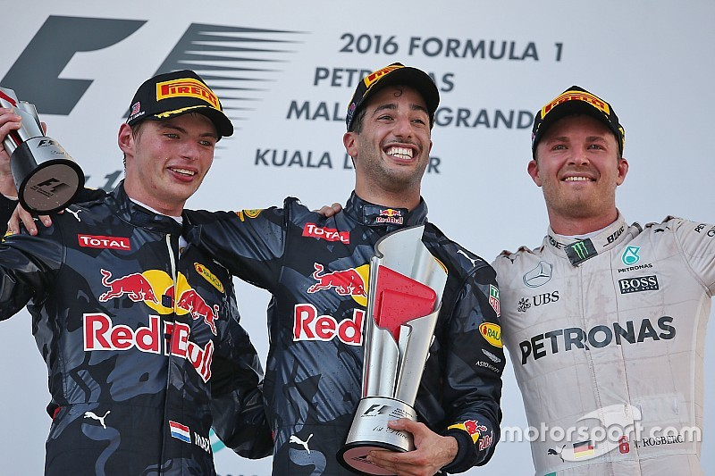 Гран Прі Малайзії: гонка