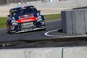 WK Rallycross Raceverslag WK Rallycross Letland: Loeb wint eerste evenement