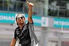 Sergio Pérez confirma su continuidad con Force India para 2017