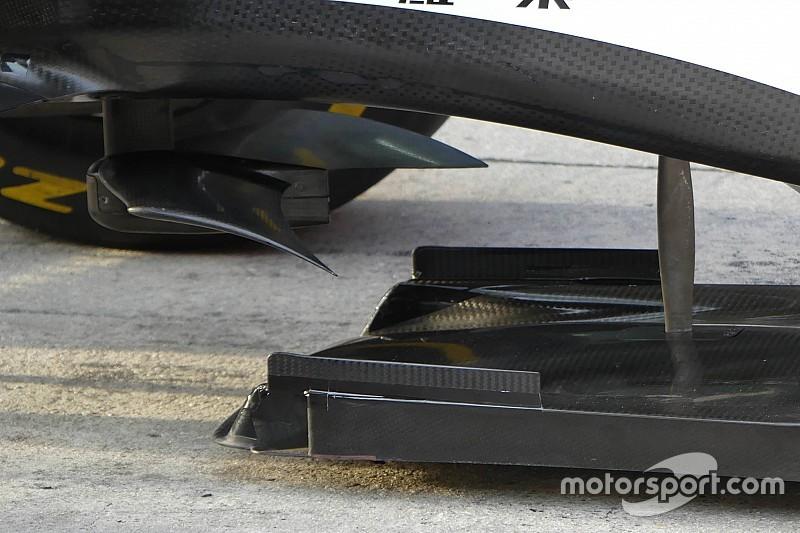 """Технічний брифінг: """"Крило кажана"""" під днищем Ferrari"""