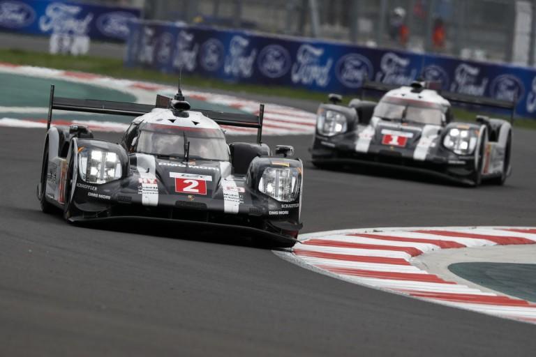 Ilyen a mexikói pálya egy LMP1-es Porsche fedélzetéről!