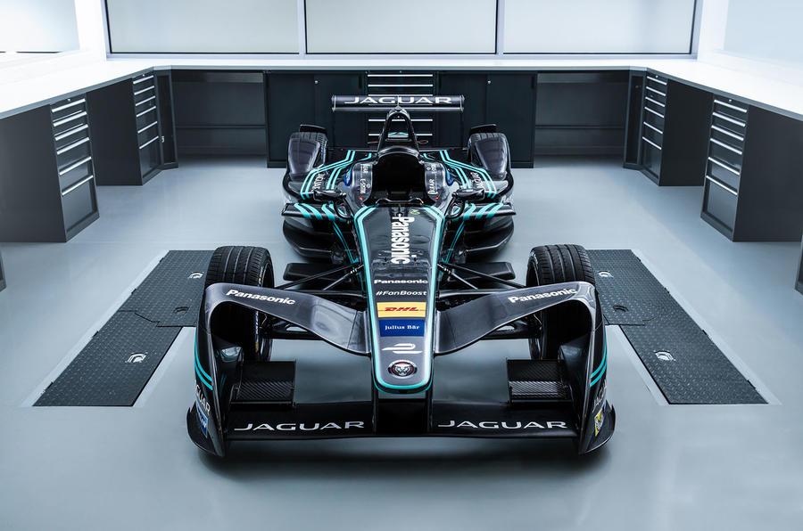 Bemutatkozott a Jaguar Formula E-csapata:  Panasonic Jaguar Racing