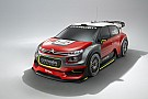 Bemutatkozott a 380 lóerős Citroen C3 WRC: ez egy brutális
