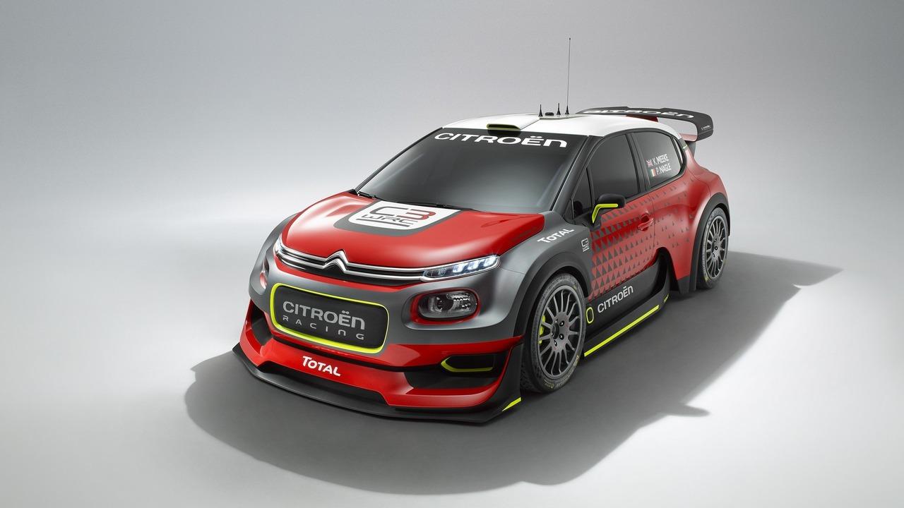 """Bemutatkozott a 380 lóerős Citroen C3 WRC: ez egy brutális """"zsebrakéta"""""""