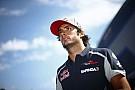 Ma 22 éves Carlos Sainz Jr., a Toro Rosso versenyzője