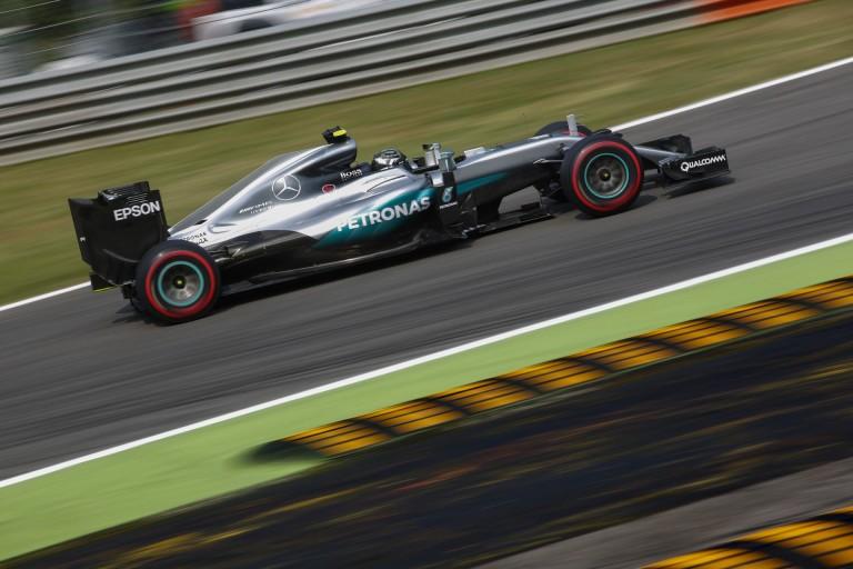 """Rosberg: """"A rajtnál nyertem meg az Olasz Nagydíjat"""""""
