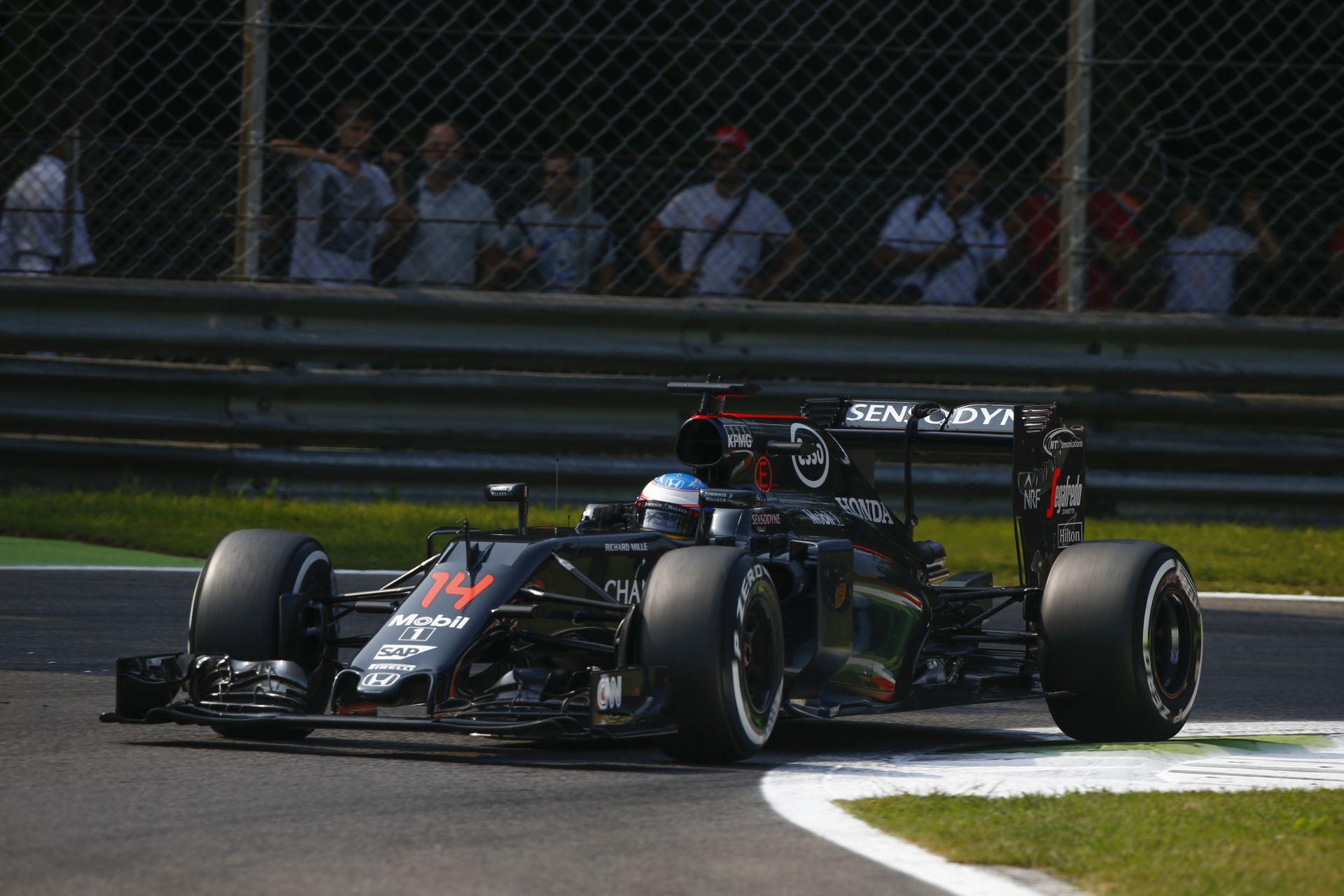 Alonso szerint a McLarennek új bajnokság kezdődik TOP 5-ös helyezésekkel! És mi lesz Button érzelmeivel?!