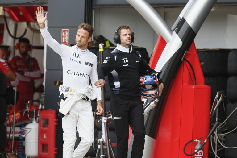 Button elmondta, mit fog csinálni jövőre: rajthoz áll pár versenyen