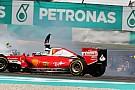 El caballo de Ferrari se desboca