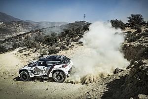 Rallye-Raid Rapport d'étape Maroc, étape 1 - Al-Attiyah confirme, Sainz 3e