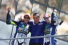 Diaporama - Les doublés de Rossi et Lorenzo chez Yamaha