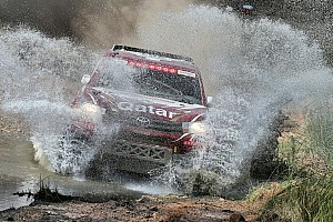 Cross-Country Rally Resumen de la fase Al-Attiyah se pone al frente en Marruecos, Sainz en tercero