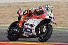 Honda insinúa que el inmovilismo de Ducati es lo que ha llevado a prohibir las aletas