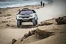 Cross-Country Rally Sainz pierde 15 minutos en la segunda etapa