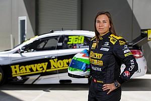 Supercars Preview Simona De Silvestro parée pour sa nouvelle vie en Supercars