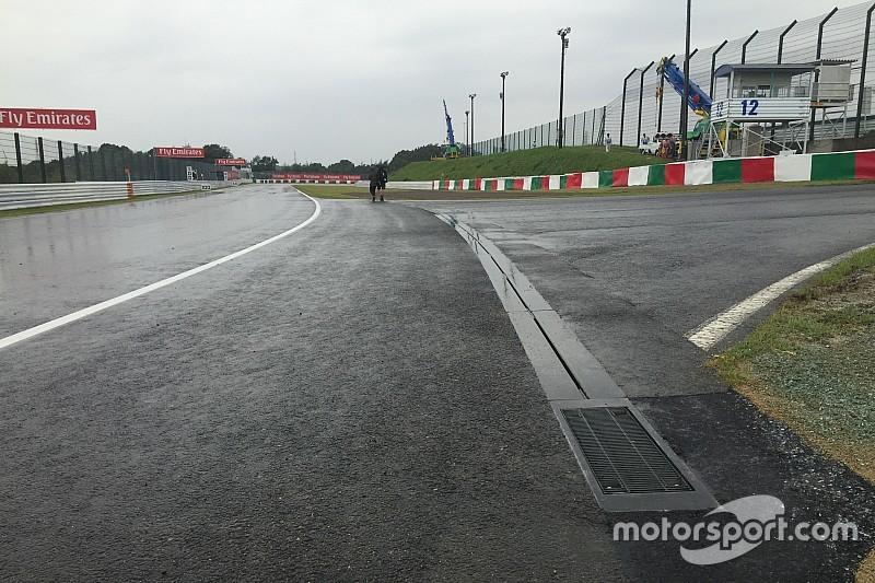 Riesgo de lluvia en la clasificación y carrera de Japón