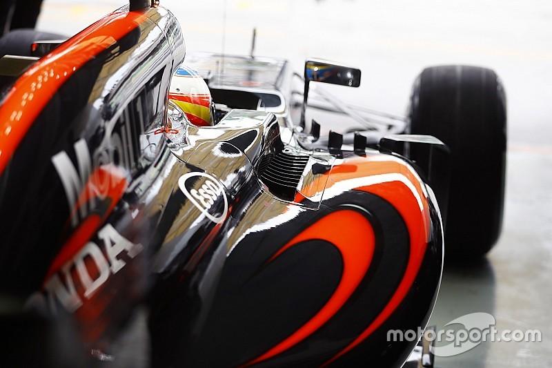 Alonso racet met motorupdate in Japan