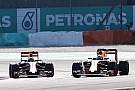 Verstappen habría forzado a cualquiera salvo a Ricciardo