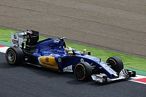 F1 Análisis Técnica: Splitter, bargeboards y suelo del Sauber en Japón