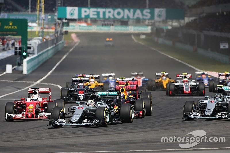 FIA verzoekt coureurs driftig te blijven zwaaien bij startprobleem