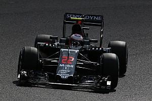 Formule 1 Réactions La Q2 a échappé à Button pour trois centièmes