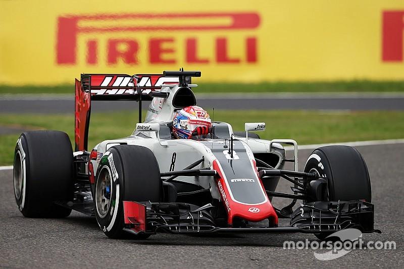 """Заработавшее """"как надо"""" переднее крыло принесло Haas скорость"""