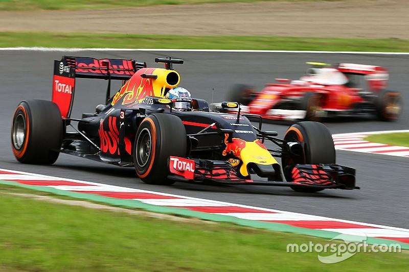 Ricciardo cree que la penalización de Raikkonen le perjudicó