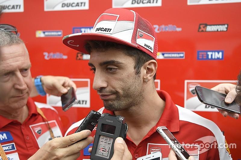 Geblesseerde Iannone mist ook MotoGP-weekend Motegi