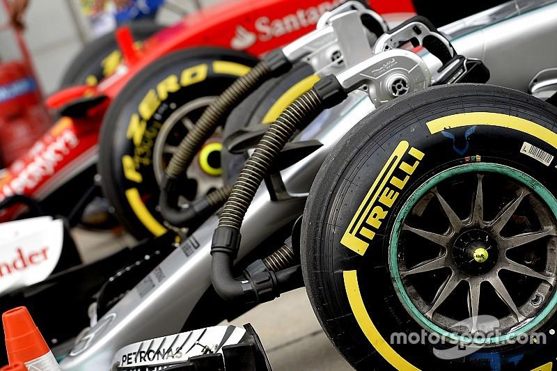 Pirelli раскрыла выбор шин на Гран При США