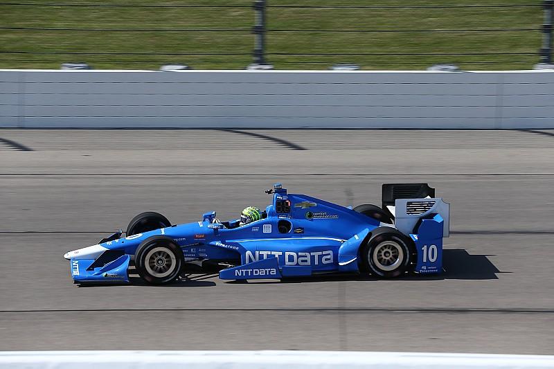 IndyCar 2017: Ganassi bestätigt Fahrer Tony Kanaan und Sponsor NTT Data