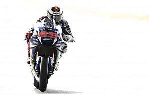 MotoGP Résumé d'essais libres EL2 - Lorenzo à l'avant malgré les chutes