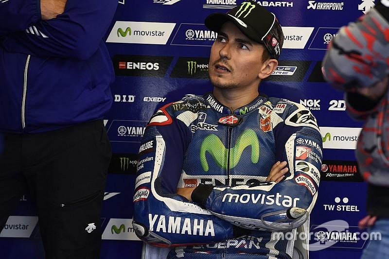 Yamaha пояснила відмову у тестах Лоренсо: «Це не благодійність»