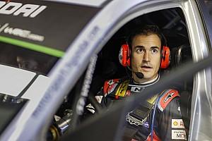 WRC Rapport d'étape ES7 - Sordo leader au terme de la première étape