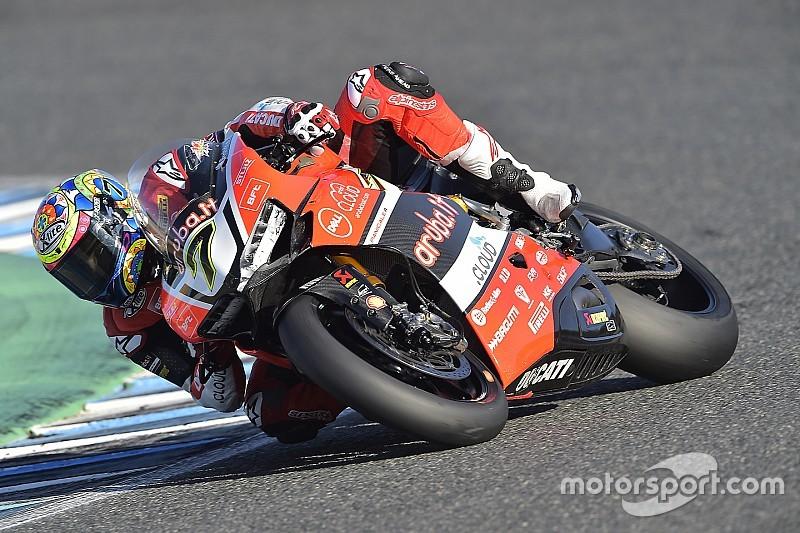 Jerez, Libere 3: Davies batte Sykes per appena 1 millesimo