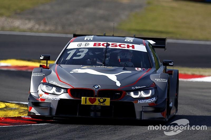 DTM Hockenheim: Félix da Costa pakt pole bij DTM-afscheid