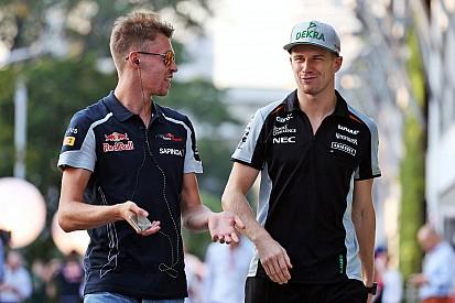 Des pilotes de Formule 1 de plus en plus longilignes