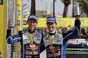 WRC News Sebastien Ogier: 4. WRC-Titel ist genauso viel wert wie alle anderen