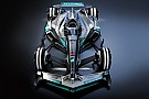 Фотогалерея: Концепт боліду Формули 1 Mercedes 2030