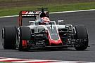 Haas beim Heimrennen mit verbessertem Frontflügel in die Punkte?