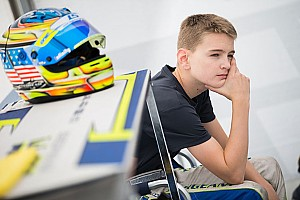 Formula 4 Breaking news American karting star Sargeant set for single-seater debut