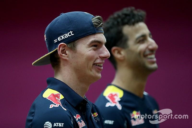 Video: ¿Qué pueden hacer Ricciardo y Verstappen en 1s92?