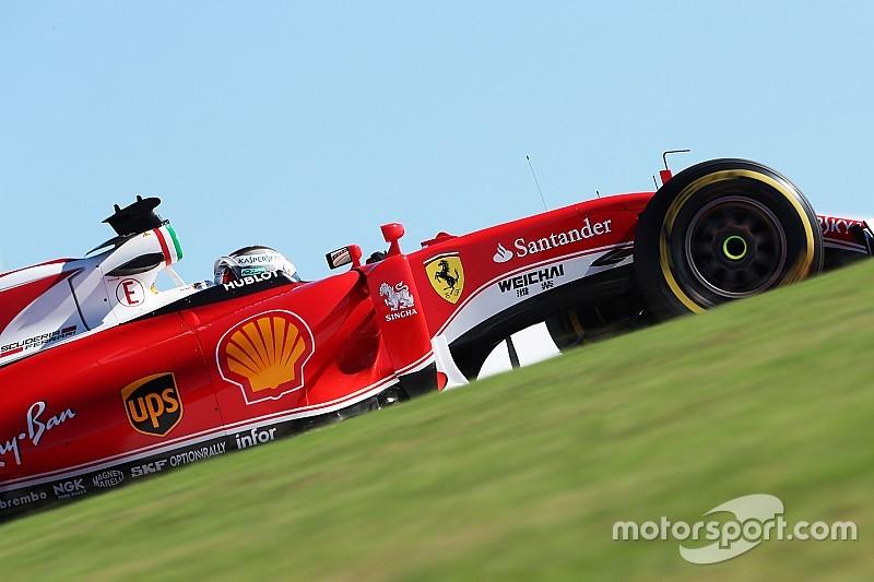 Феттель признал отставание Ferrari от конкурентов в Остине
