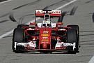 Vettel no se explica la falta de ritmo del Ferrari