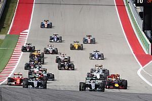 F1 レースレポート F1アメリカGP決勝:ハミルトンが好スタートを切りポールトゥウィン、6戦ぶりの勝利