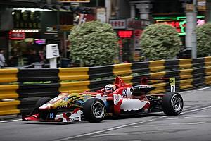 Formule 3: overig Nieuws Felix da Costa keert terug in Macau F3 Grand Prix